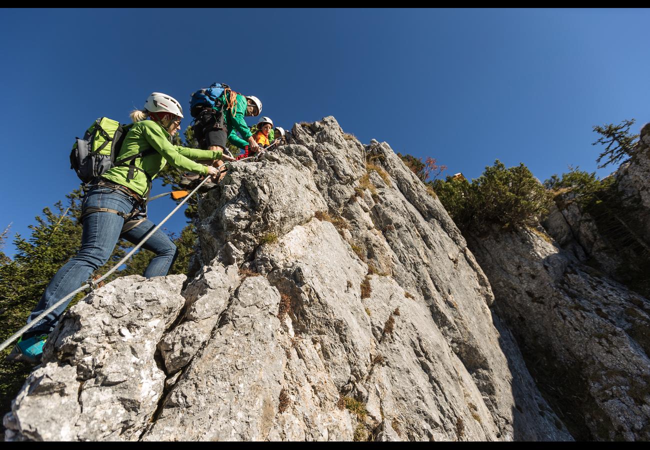 Klettersteig Niederösterreich : Klettersteige in Österreich die man kennen muss